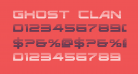 Ghost Clan Gradient Regular