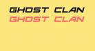 Ghost Clan Italic