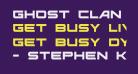 Ghost Clan Regular