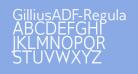 GilliusADF-Regular