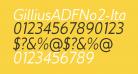 GilliusADFNo2-Italic