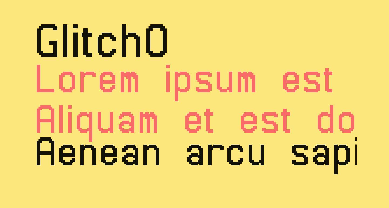 Glitch0