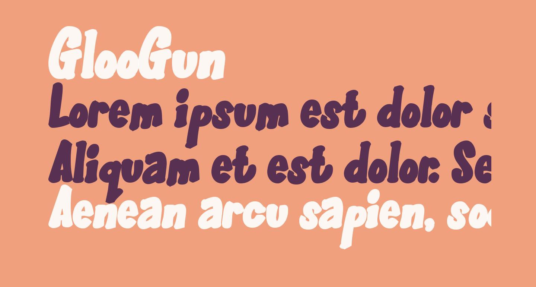 GlooGun