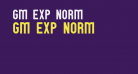 GM Exp Norm