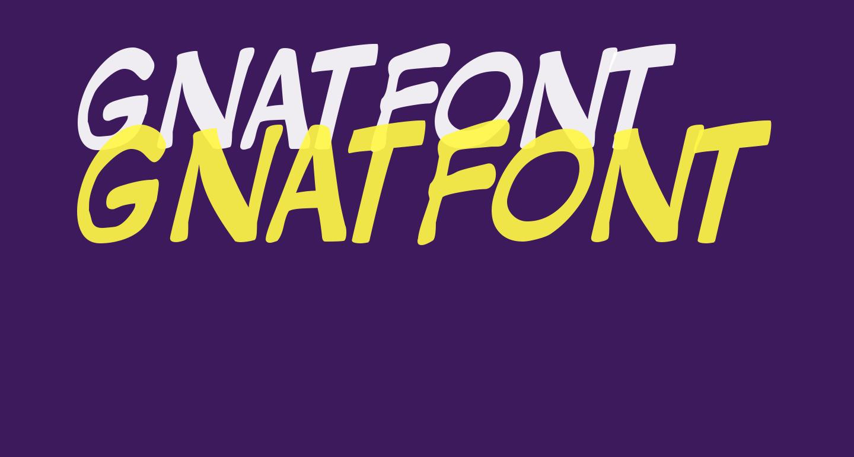 GNATFONT