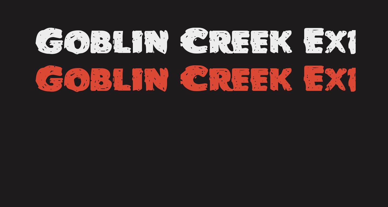 Goblin Creek Expanded