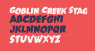 Goblin Creek Staggered Rotalic