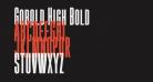 Gobold High Bold