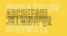 Gobold Hollow Bold