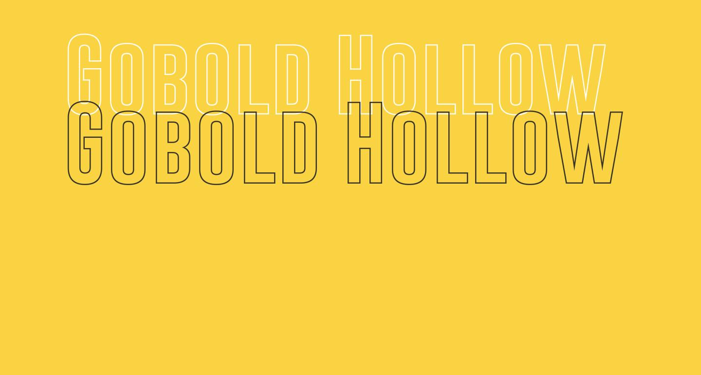 Gobold Hollow