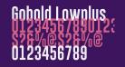 Gobold Lowplus