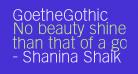 GoetheGothic