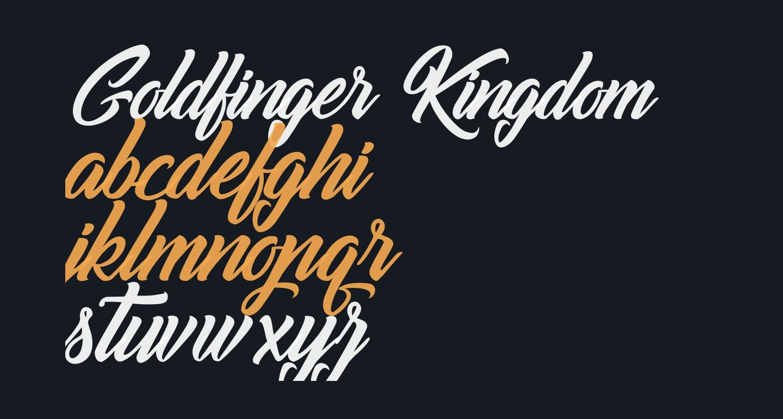 Goldfinger Kingdom