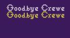 Goodbye Crewel World NF