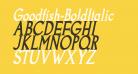 Goodfish-BoldItalic