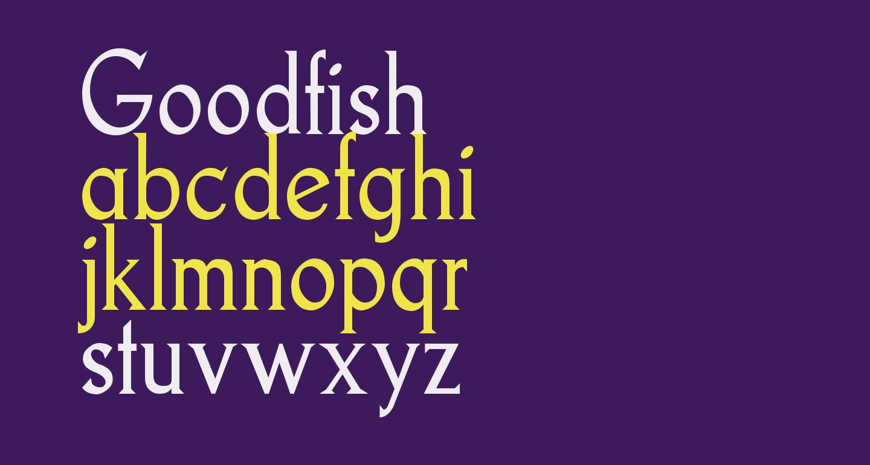 Goodfish