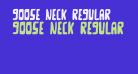 Goose Neck Regular