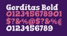 Gorditas Bold