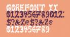 GoreFont II