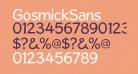 GosmickSans