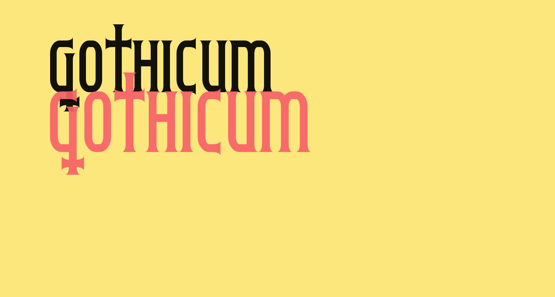 Gothicum