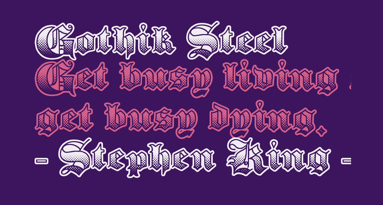 Gothik Steel