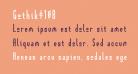 Gothik#108