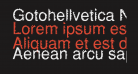 Gotohellvetica Normal