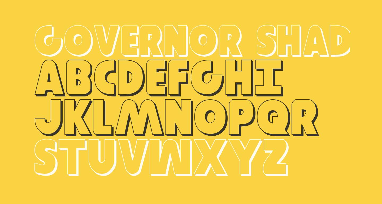 Governor Shadow