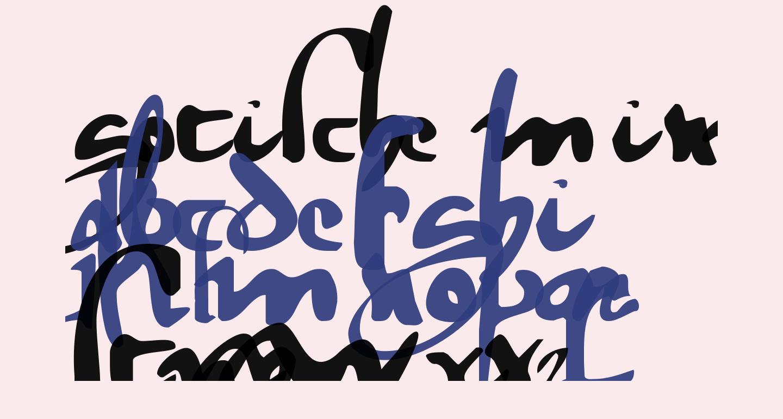 gotische minuskel 1269 pw