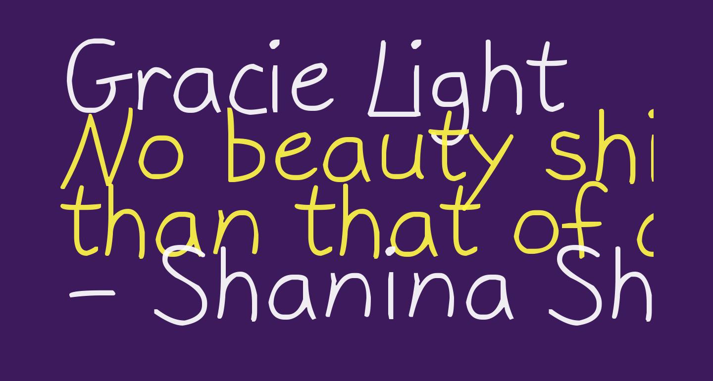 Gracie Light