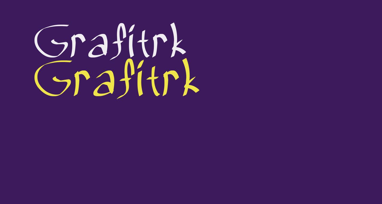 Grafitrk