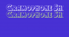 Gramophone Shaded NF