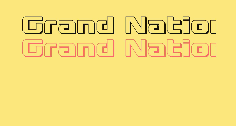 Grand National 3D