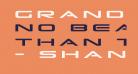 Grand Sport Title
