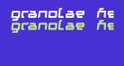 Granolae Heavy Italic