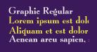 Graphic Regular
