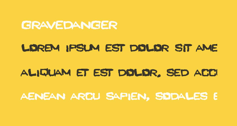 GraveDanger