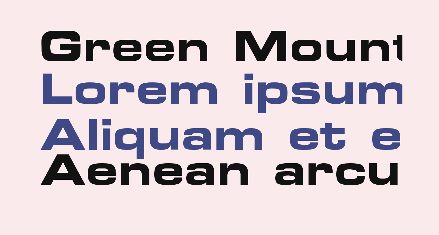 Green Mountain 3