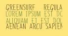 GreenSurf-Regular
