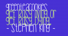 Greenteacookies