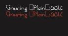 Greeting [Plain]:001.000