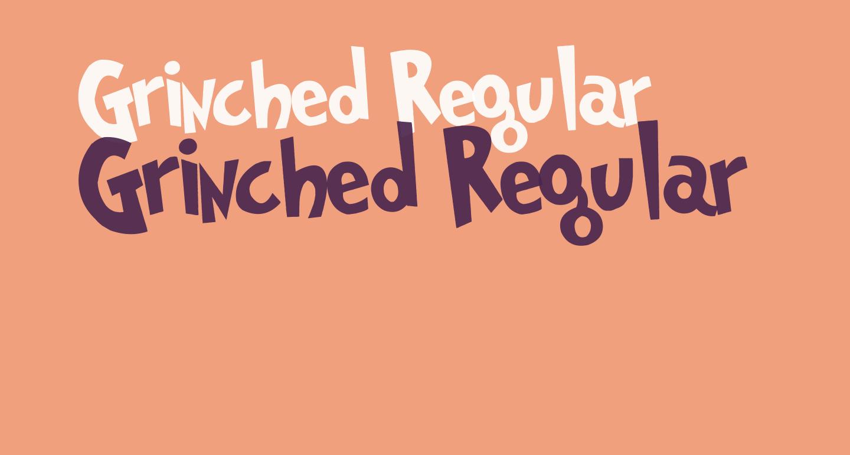 Grinched Regular