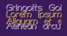 Gringotts Golden