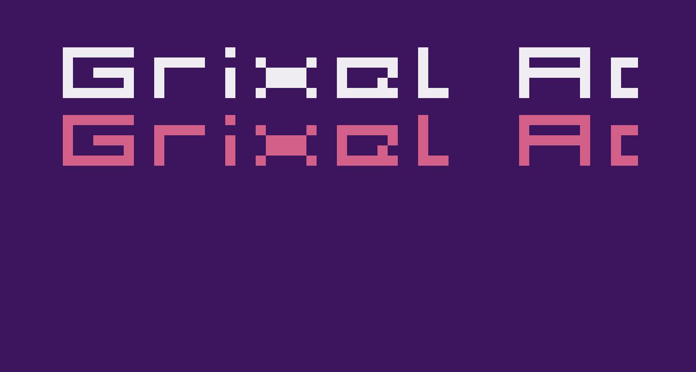 Grixel Acme 5 Wide Xtnd