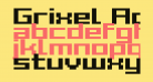 Grixel Acme 7 Wide Bold