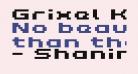 Grixel Kyrou 5 Wide Bold Xtnd