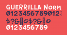 GUERRILLA Normal
