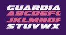 Guardian Expanded Italic