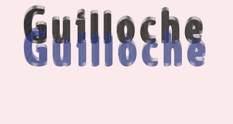 Guilloche